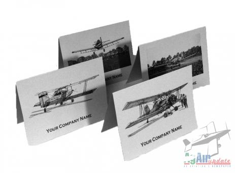 DeSpain Collection Customizable Note Cards