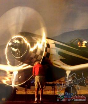 Jeffries Airworks Dynamic Propeller Balancing