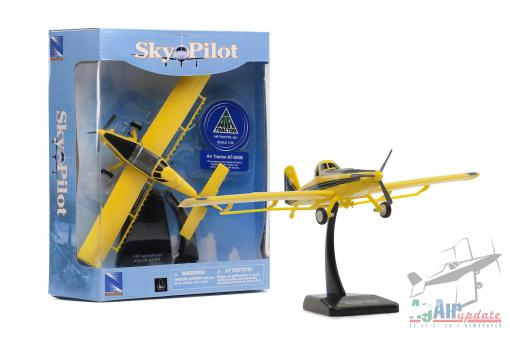 Toy plastic model Air Tractor.