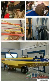 Micronair AU5000 Kits In Stock & Lots of AT-802 Parts