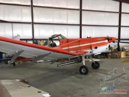 For Sale 1972 Cessna 188 Ag Wagon