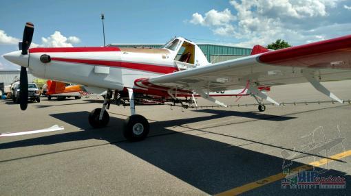 1996 AT-502B PT6-34AG