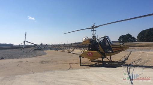 Bell 47 Tomcat MK6C