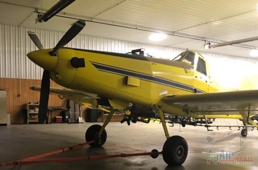 1990 AT-502 PT6A-34