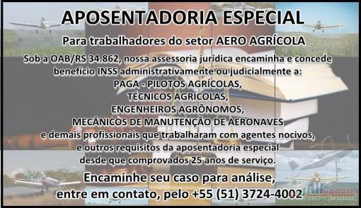 APOSENTADORIA ESPECIAL  Para Trabalhadores Do Setor