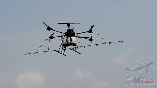 120l Agricultural UAV