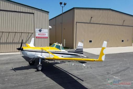 1980 Cessna Ag Husky T188C
