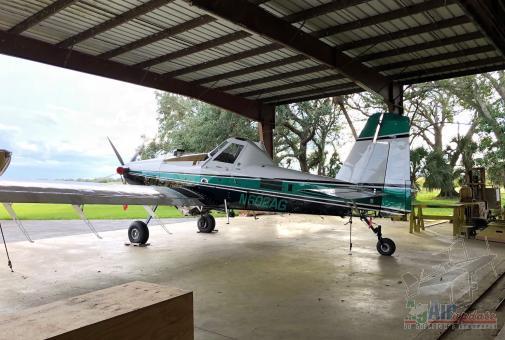 2007 AT-602-1148, N602AG, PT6A-60AG