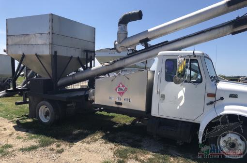 Cover Crop Special! Load Truck For Sale