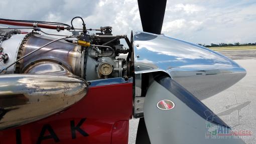 Dynamic Propeller Balancing