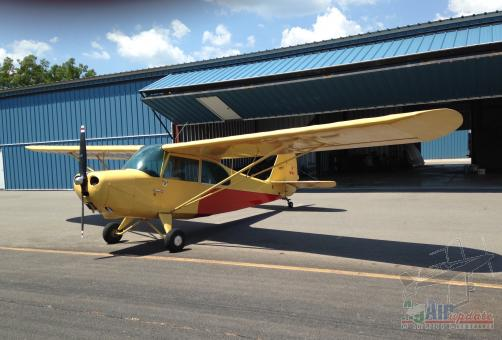 Tailwheel Training In Arkansas