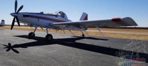 1999 AT-502A PT6-45A