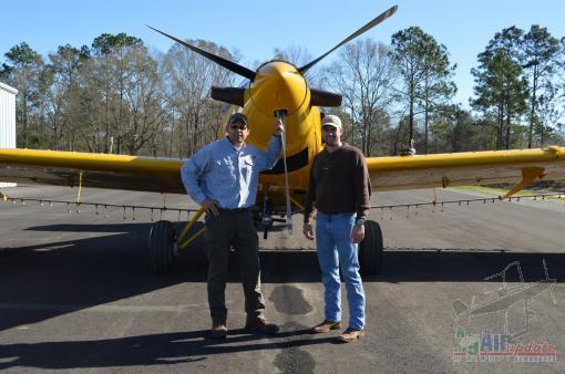 Turbine Transition Training / Ag Pilot Training