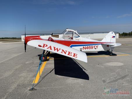 1967 Piper Pawnee PA25-235