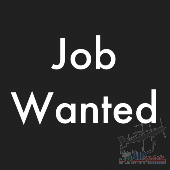 Wanted - Loader/Ground Crew Position