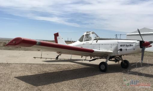1975 Piper PA-36 Brave