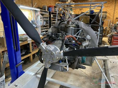 Rotax 912 ULS 100HP 120 hours