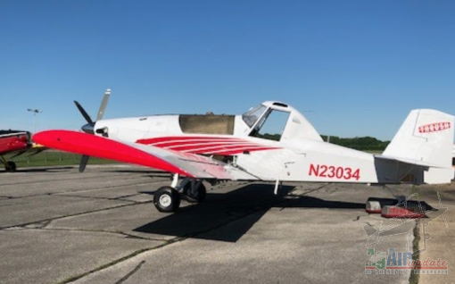 1999 Thrush S2R-T34, N23034