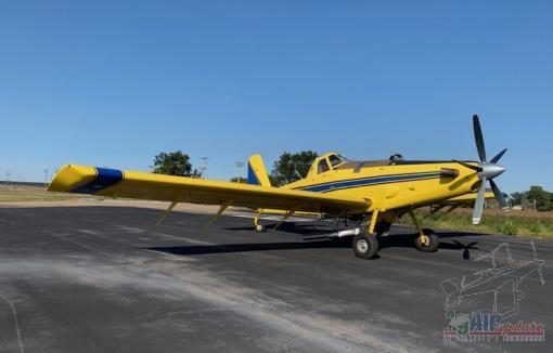 2010 AT-802A PT6A-65AG