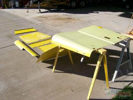 AT-502 Sheet Metal