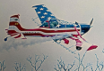 1976 Limited Edition Stars and Stripes Cessna Ag Truck