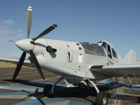 Thrush 660P -67AG, Dual Cockpit-Dual Control