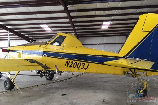2011 AT-602, N2003J