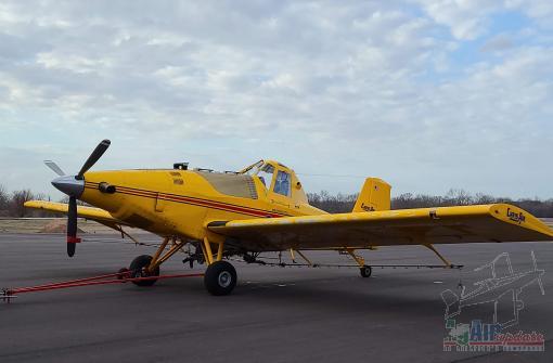 2013 Thrush S2R-T334, N3043V