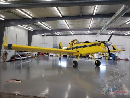 1992 AT-502B Cascade Conv -42