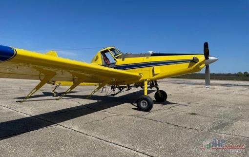 2014 AT-502B, N520SD
